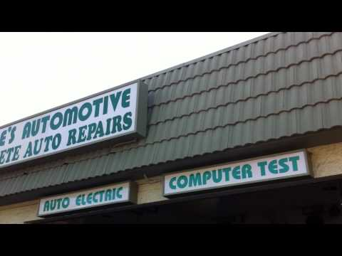 Serges Automotive - La Crescenta's Best Auto Repair Mechanic