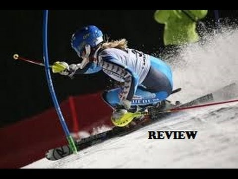WINS GOLD Alpine Skiing Ladies' Slalom 2014 Sochi Winter Olympics REVIEW