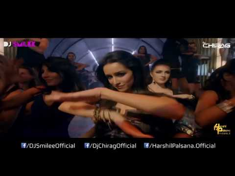 Dance Basanti Remix   DJ Chirag & DJ Smilee, Harshil Palsana Visuals