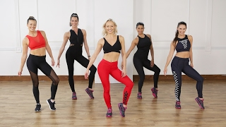 45-Minute Cardio Dance Workout Celebs Love
