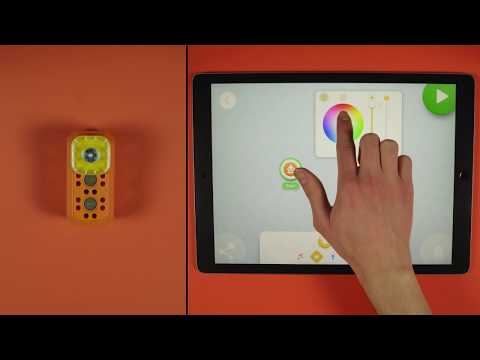 Robo Wunderkind: Robo Code app basics