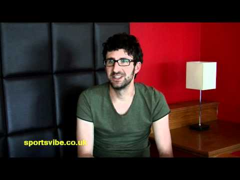 Mark Watson on Comedy &amp; Football
