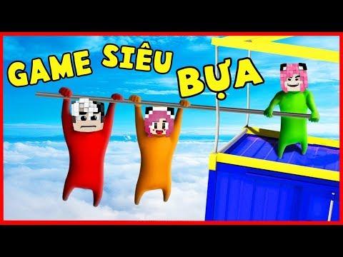 MỀU STREAM GAME SIÊU BỰA CÙNG REDHOOD VÀ PANDA CƯỜI RA NƯỚC MẮT TẬP 1*STREAM GANG BEASTS SIÊU HÀI - Thời lượng: 1:05:44.