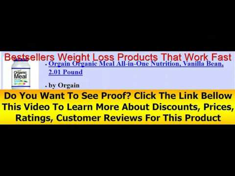 Top 5 Orgain Organic Protein Plant Based Vanilla Review Or Weight Loss Products That Work Fast 2016