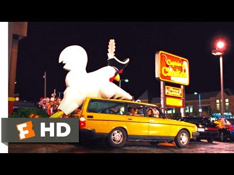 Fun Size (2012) - Chicken Mishap Scene (4/10) | Movieclips