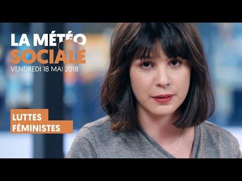 LA METEO SOCIALE : LUTTES FÉMINISTES