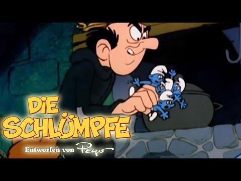Schlumpf-Alarm! - Gargamel - Täglich im DISNEY CHANNEL