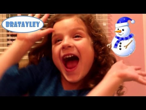 Do You Want to Build a Snowman? (WK 157.2) | Bratayley