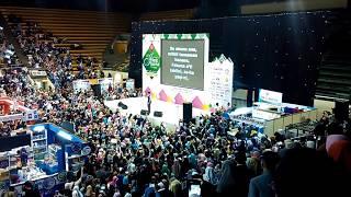 Video Humood AlKhudher - Kun Anta [Indonesian Nasheed Award 2016 @ 15th Islamic Book Fair, Jakarta] MP3, 3GP, MP4, WEBM, AVI, FLV Maret 2018