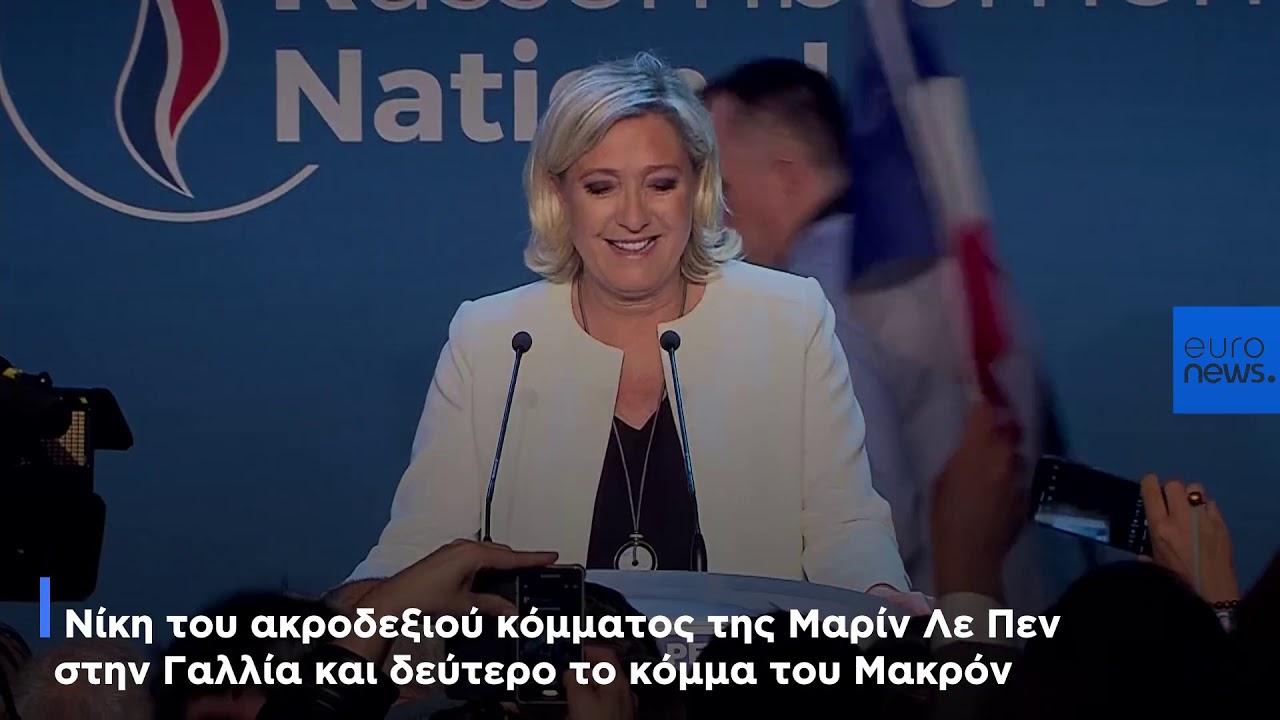 Ευρωεκλογές 2019: Σε ένα λεπτό τα σημαντικά αποτελέσματα