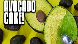 Video How To Make A GIANT AVOCADO out of CAKE with SURPRISE INSIDE Chocolate Pit! MP3, 3GP, MP4, WEBM, AVI, FLV Maret 2018