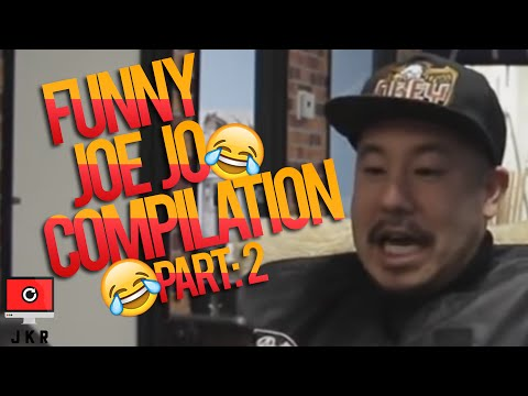 JUSTKIDDING Funny Joe Jo Compilation Part 2