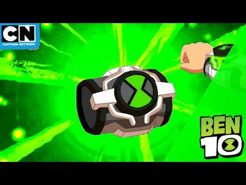 Ben 10 Reboot   The Omnitrix's Best Moments (Season 4)   Cartoon Network