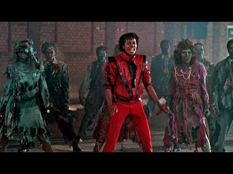Michael Jackson - Thriller (Immortal Version)