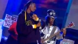 Snoop Dogg, George Clinton & Bootsy Collins Live @ Shrine Auditorium, Los Angeles, CA, 10-26-2005