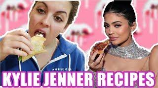 Video I Ate Only Kylie Jenner's Recipes For 48 Hours MP3, 3GP, MP4, WEBM, AVI, FLV November 2017