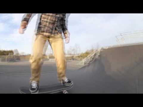 shitty hopewell skatepark clip