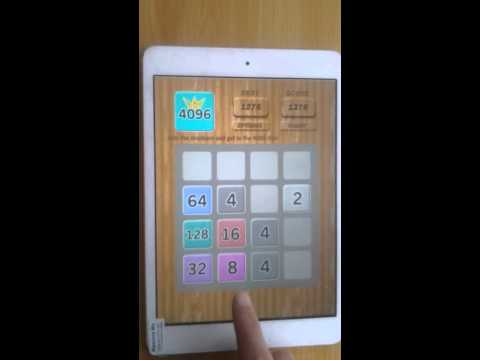 Video of 4096 Puzzle