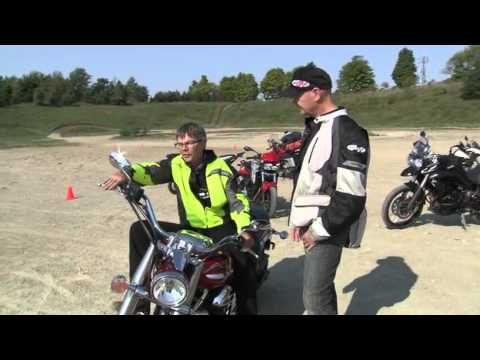 Motorcycle Experience Shifting Gears: Slow Speed Riding
