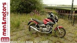 2. Moto Guzzi Breva 750 (2004)