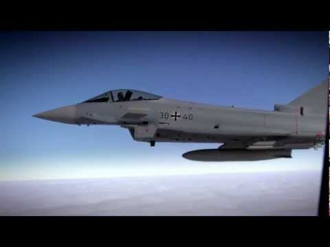Bundeswehr, Luftwaffe (German Armed Forces, Air Force) HD recruitment video