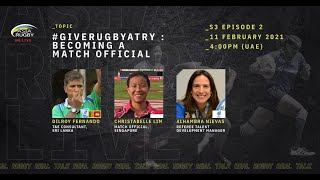 Asia Rugby Live S3 Episode 2 #ReturnToPlay