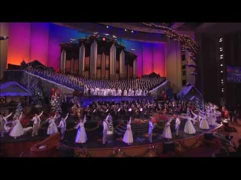 25-29 Preview Glad Christmas Tidings - David Archuleta & MYork w/ MoTab Choir 2010 Christmas Concert