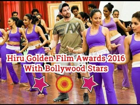 Video Bollywood actors with Hiru Golden Film Awards 2016 (බොලිවුඩ් තරු හිරු ගෝල්ඩන් අවෝඩිස් සමඟ) download in MP3, 3GP, MP4, WEBM, AVI, FLV January 2017