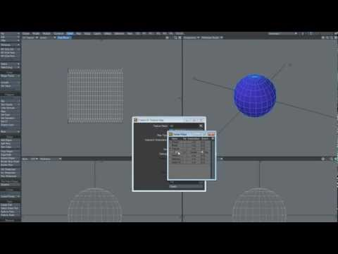 UV mapping - Copy Paste UV map