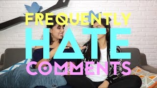 Video FREQUENTLY HATE COMMENTS feat. Nessie Judge MP3, 3GP, MP4, WEBM, AVI, FLV Juli 2018
