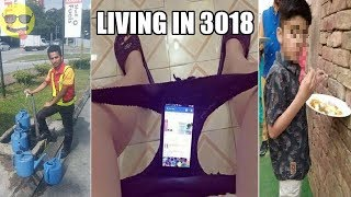 Video People Who Are Living In 3018 MP3, 3GP, MP4, WEBM, AVI, FLV Oktober 2018