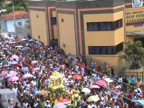CÍRIO DE NAZARÉ ( COMPACTO ) ACARÁ 2008.