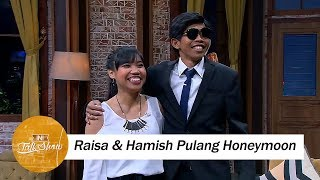 Video Cerita Lucu Raisa dan Hamish Pulang Hanimun MP3, 3GP, MP4, WEBM, AVI, FLV September 2017