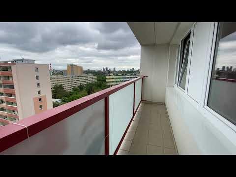 Video Prodej bytu 2+kk s lodžií i sklepem, Praha 4 - Krč