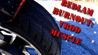 8. Bedlam Burnouts: 2010 Harley-Davidson Vrod Muscle