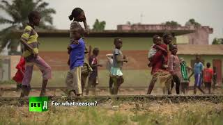 Congolese Orphans by 7 year old Maliz
