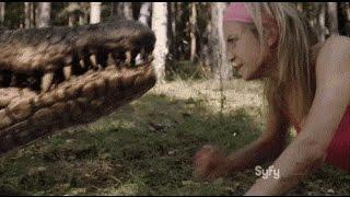 Nonton Lake Placid Vs  Anaconda  Fan Made Red Band Trailer  1 Film Subtitle Indonesia Streaming Movie Download
