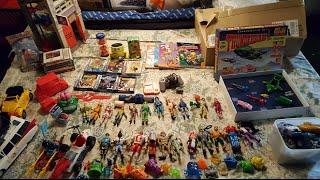 Video 80's and 90's toys found in the attic MP3, 3GP, MP4, WEBM, AVI, FLV Juni 2018