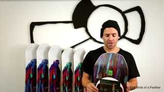 Capita Birds of a Feather Snowboard - Women's 2014