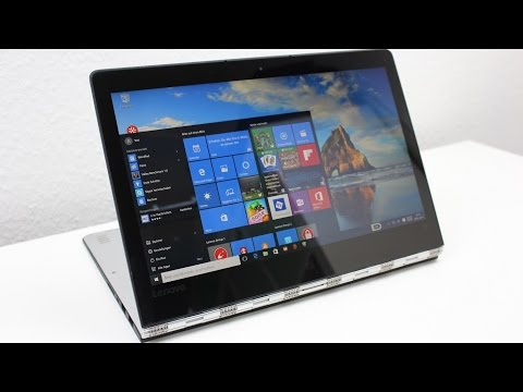 Lenovo Yoga 900 Test - Das dünnste Windows 10 Convertible mit High-End-Specs - GIGA.DE