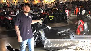 1. 2019 Polaris Assault 800 Switchback
