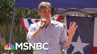 A Day In The Life Of Beto O'Rourke | Morning Joe | MSNBC