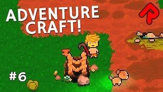 "We explore Adventure Craft caves! To do so we find how how to craft a rope ladder and crowbar in Let's Play Adventure Craft gameplay episode 6.► Subscribe: http://bit.ly/RandomiseUser► Patreon exclusives: https://www.patreon.com/randomiseuserThis Let's Play Adventure Craft gameplay series plays this early access game that mixes Don't Starve's gather-and-survive exploration with classic Zelda RPG tropes. Playlist: https://www.youtube.com/watch?v=Cx-obHvHiB4&index=1&list=PLLvo6-XrH1flRR4GxoLIqZqU5_RW3j6woIn this episode of Let's play Adventure Craft gameplay, we make good on the promise of exploring those giant holes that appear on the map, which lead to randomly generated underground Adventure Craft cave maps.First we need to see how to craft a rope ladder and crowbar, two things you need to enter a boarded-up cave entrance, although in this episode of Let's play Adventure Craft gameplay we first try to find one of the already-open cave entrances at our western base. It's there we're able to get hold of a crowbar. Time to return home to the original cave entrance!Once we've crafted our rope ladder and crowbar, we jump into our first Adventure Craft cave, to discover a very different world. We see if you can build a house in the cave, before exploring a world of falling boulders, ghostly miners, actual miners and new treasures - including a giant treasure chest!=====Thanks for watching this let's play Adventure Craft gameplay 2017 video! Watch more of the best indie games:Let's play RimWorld (alpha 17): https://www.youtube.com/watch?v=7jax1CqdSco&index=1&list=PLLvo6-XrH1fkoMmaQBXyN5KHCFq85RNmALet's play Oxygen Not Included (S2): https://www.youtube.com/watch?v=BWIkpht03U0&list=PLLvo6-XrH1fnBAHW2x5cHw2PKSZrpkzea&index=1Rain World is a survival platformer with brutal predators: https://www.youtube.com/watch?v=fQQZc9Afolk&index=1&list=PLLvo6-XrH1fmiwoAZLGIv0_jLTvc1jLRM=====Official Adventure Craft gameplay info:""Hunt monsters, horde loot, and craft weapons and armor to survive in a vast procedurally generated action RPG world full of extreme danger and wonderful surprises. Inspired by games like Don't Starve, Starbound and The Legend of Zelda, Adventure Craft combines the best elements of these games together with procedural game design!""Game version: Early Access v1.0Developed by: Edible EntertainmentFormats available: PC WindowsOfficial site: https://www.adventurecraftgame.com/Download on Steam: http://store.steampowered.com/app/624890/Adventure_Craft/=====Randomise User is the home of the best indie games:► Watch Let's Play one-offs for the best new games: https://www.youtube.com/playlist?list=PLLvo6-XrH1fnvqfQI4mhyXJu5Y7hcS5vC► Watch Alpha Soup for your first look at games: https://www.youtube.com/playlist?list=PLLvo6-XrH1flWq5KRBP8GhUqcGxJT5cPB► Watch Weird Indie for strange & funny gameplay: https://www.youtube.com/playlist?list=PLLvo6-XrH1fmiyuOquPzGzqUFasi7iy7x► Subscribe here: http://bit.ly/RandomiseUser► Live streams: https://www.youtube.com/c/randomiseuser/live► Support us on Patreon: https://www.patreon.com/randomiseuser► Follow us on Twitter: https://twitter.com/RandomiseUser"