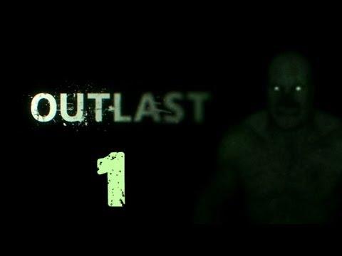 Поиграем Outlast #1 [Любопытство не порок,поросеночек!]