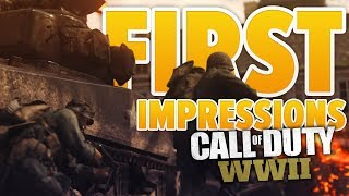 First impressions video on the brand new Call of Duty: World War 2, and showing off the new WAR Gamemode. Thank you to Activision for sending me to E3 to capture.►Salt Compilation: https://youtu.be/vr_o-0UOalg ►CoD:WW2 Playlist: http://orbie.xyz/wwiiDon't forget to give the video a LIKE if you enjoyed it!Check out Valter: https://www.twitch.tv/valterskarsgard-----------------------------------------------------● OFFICIAL Merch is now out:• http://orbie.xyz/store-----------------------------------------------------● My Gear and Equipment:• Capture Cards: http://orbie.xyz/elgato• Peripherals: http://orbie.xyz/razer• All PC Specs: http://www.incredibleorb.com-----------------------------------------------------● Buy cheap games. Use code ORB for 3% off• http://www.kinguin.net/r/orb-----------------------------------------------------• DAILY Livestreams - http://www.twitch.tv/Orb• Twitter - https://www.twitter.com/IncredibleOrb• Facebook - http://www.facebook.com/IncredibleOrb• Steam: http://orbie.xyz/steam• Instagram - http://www.instagram.com/IncredibleOrb• Snapchat: IncredibleOrb-----------------------------------------------------