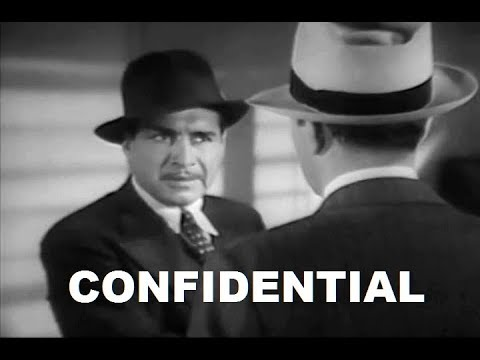 Confidential (1935) Crime Drama