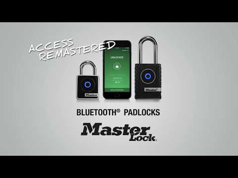 Screen capture of Master Lock 4400D & 4401DLH - Register and Add Your Lock