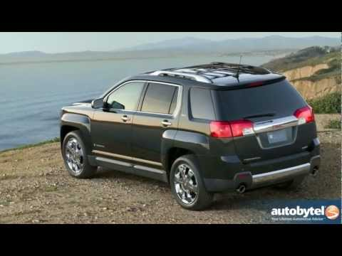 2012 GMC Terrain: Video Road Test and Review