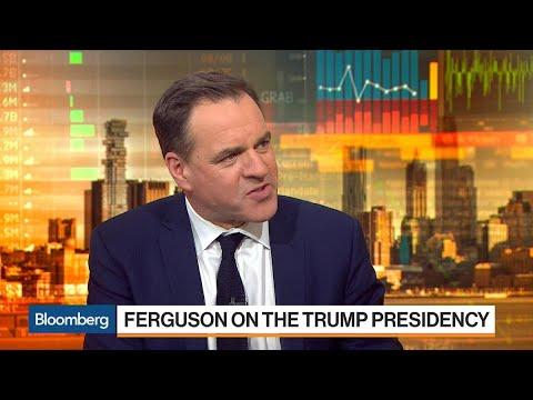 Niall Ferguson Says Trump's Tweets Mask His Achievements