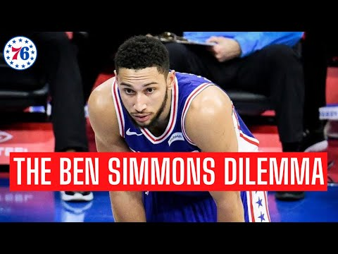 Philadelphia 76ers fans need to RELAX about Ben Simmons | Negadelphia is a thing 🤦🏾♂️